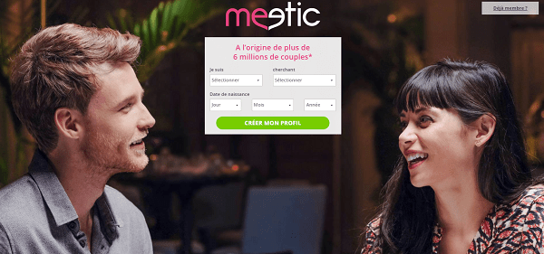 meetic offres